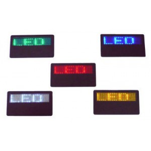 SW-HT-LED Name Badge software