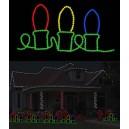 WF-LED-GIANT CHRISTMAS LIGHTS