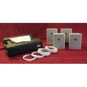DE-C-Outdoor Speaker Package (used)