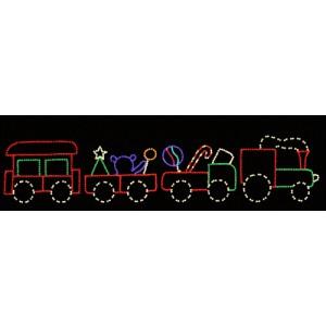 WF-LED-4 CAR TRAIN