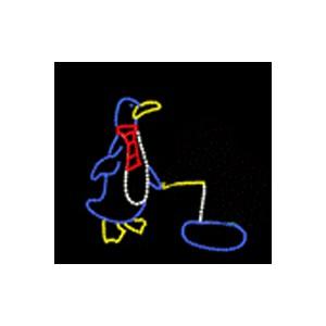 WF-LED-FISHING PENGUIN